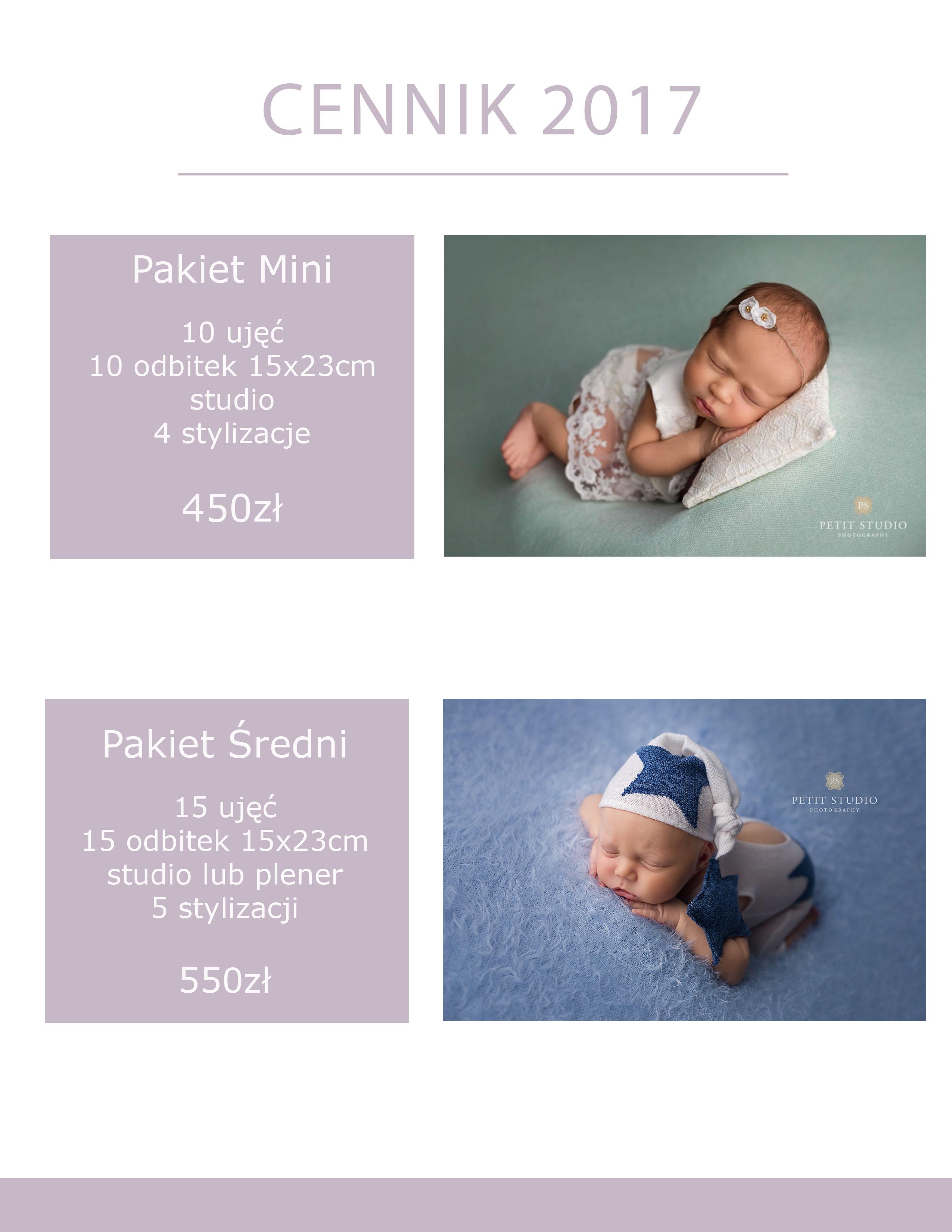 cennik noworodki